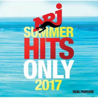 NRJ SUMMER HITS ONLY 2017/3CD