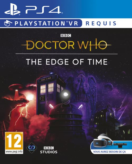 Doctor Who : The Edge of Time PS4
