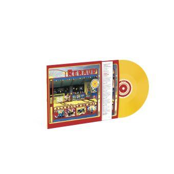 A la belle de mai Edition Limitée Vinyle Jaune