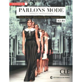 Parlons mode - Français Professionel A2-B1 + cd audio