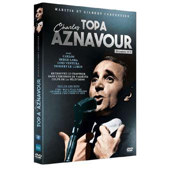 Top à Charles Aznavour DVD