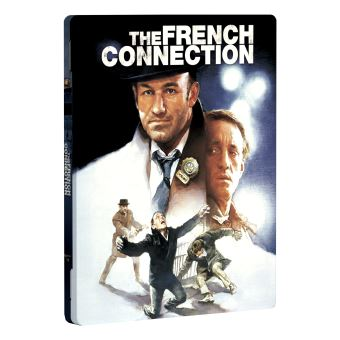 French ConnectionFrench Connection Boîtier Métal Exclusivité Fnac Blu-ray