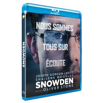 Snowden Blu-ray