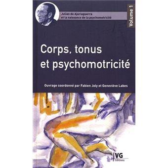 Corps tonus et psychomotricite
