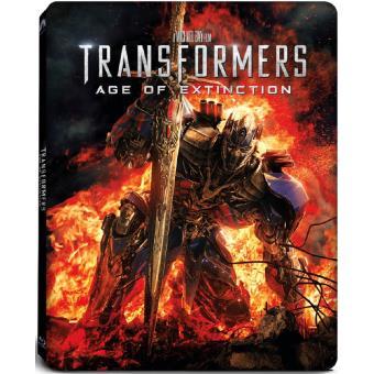 TransformersTransformers 4, l'âge de l'extinction  Combo Blu-Ray + DVD Steelbook Fnac