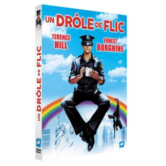Un drôle de flic - DVD