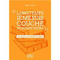 """Petit livre de - """"Longtemps, je me suis couché de bonne heure"""""""