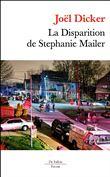 La Disparition de Stephanie Mailer Poche