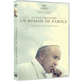 """Résultat de recherche d'images pour """"le pape françois un homme de parole dvd"""""""