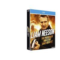 Coffret Liam Neeson 3 films Blu-ray