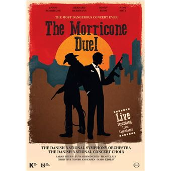The Morricone Duel DVD