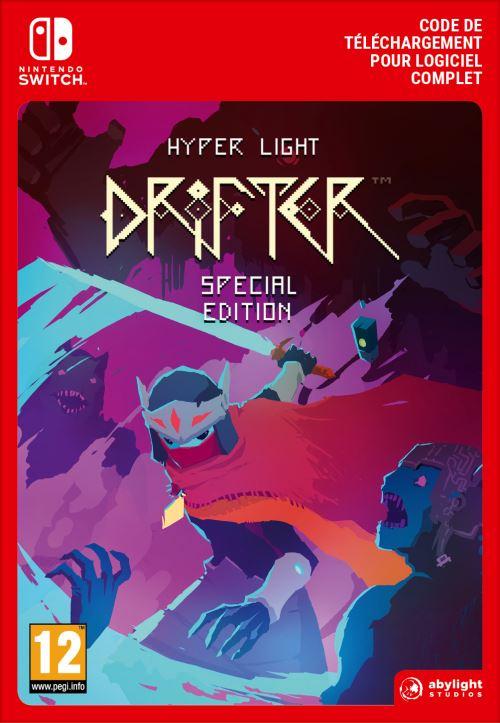 Code de téléchargement Hyper Light Drifter Edition Spéciale Nintendo Switch