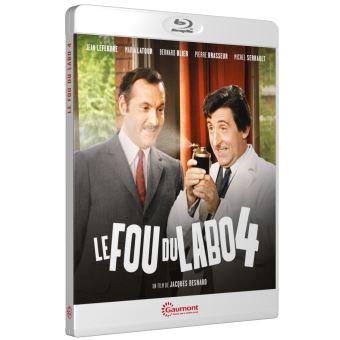 FOU DU LABO 4-FR-BLURAY