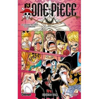 One Piece Le Colisee De Tous Les Dangers Tome 71 One Piece Edition Originale
