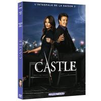 Castle Saison 3 Coffret DVD