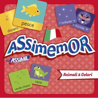 Animali and colori