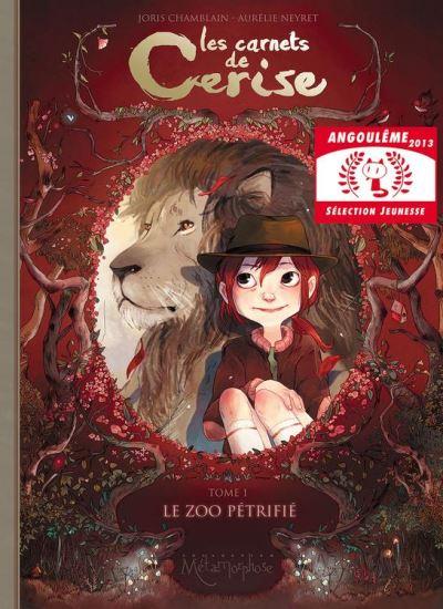 Les carnets de Cerise T01 - Le zoo pétrifié - 9782302030381 - 9,99 €