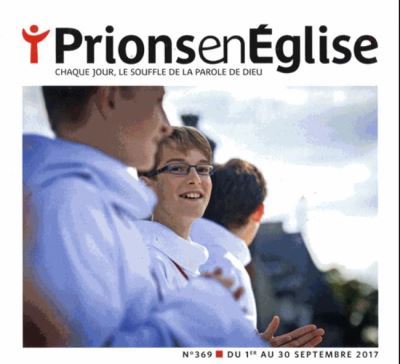 Prions Poche - septembre 2017 N° 369