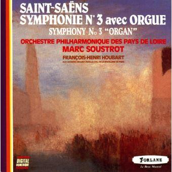 Symphonies numéro 3 avec orgue
