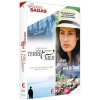 Coffret Les grandes sagas Volume 1 DVD