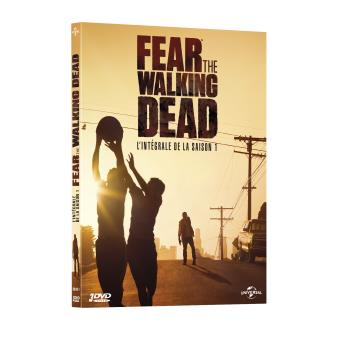 Fear the walking deadFear the walking dead Saison 1 DVD