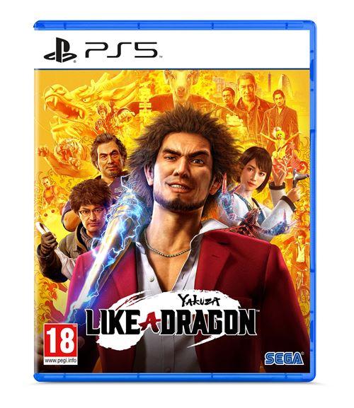 Yakuza Like a Dragon Edition PS5
