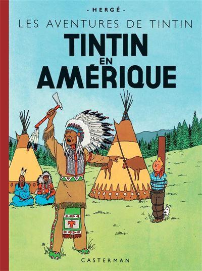 Tintin en Amérique 1946