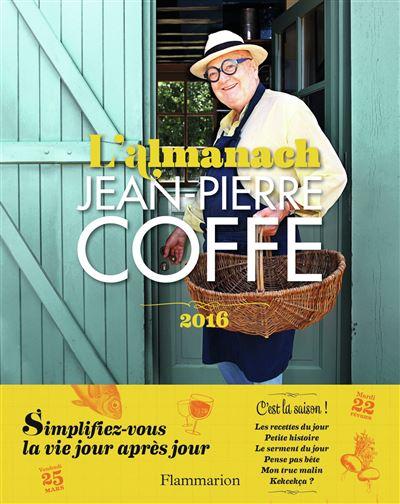 L'almanach de Jean-Pierre Coffe