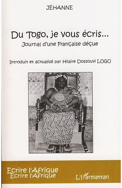 Du Togo, je vous écris