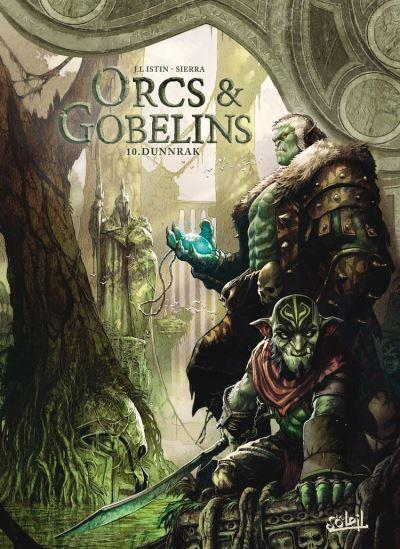 Orcs et Gobelins T10 - Dunnrak - 9782302085282 - 10,99 €