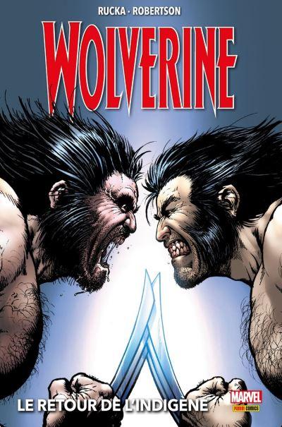 Wolverine (2003) T02 - Le retour de l'Indigène - 9782809492149 - 17,99 €