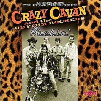 """Résultat de recherche d'images pour """"crazy CAVAN & THE RHYTHM ROCKERS 2018"""""""