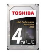 TSHI Disque Dur SATA Toshiba X300 High-Performance 4 To