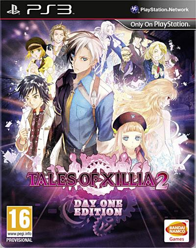 Tales of Xillia 2 PS3 Edition Day One - PlayStation 3