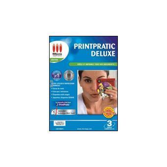 Printpratic Deluxe Logiciel A Telecharger Top Prix
