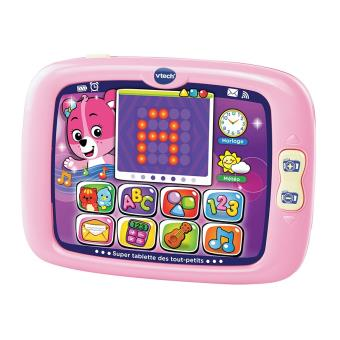 tablette ducative vtech super tablette des tout petits. Black Bedroom Furniture Sets. Home Design Ideas