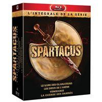 Coffret Spartacus Saisons 1 à 3 Blu-ray