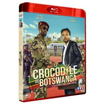 Le Crocodile du Botswanga Blu-Ray