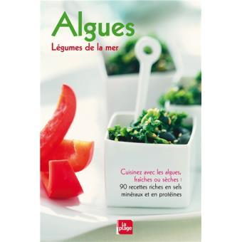 Algues Légumes de la mer - broché - Carole Dougoud
