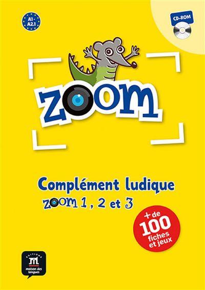 Zoom 1 : méthode de français
