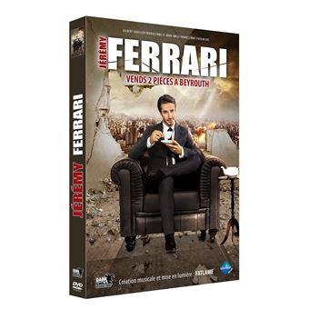 Jérémy Ferrari Vends 2 pièces à Beyrouth Exclusivité Fnac DVD