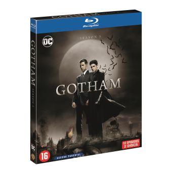 GothamCoffret Gotham Saison 5 Blu-ray