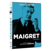 Maigret Volume 6 DVD