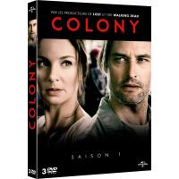 Colony Saison 1 DVD