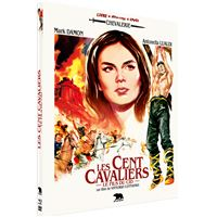 Les Cent cavaliers Combo DVD Blu-ray