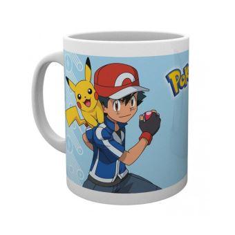 Mug Pokemon Ash