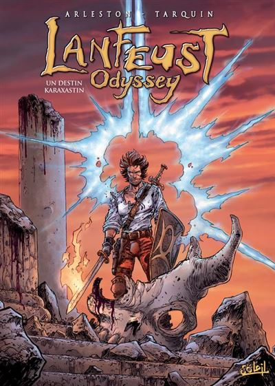 Lanfeust Odyssey T10 - Un destin Karaxastin - 9782302074903 - 9,99 €