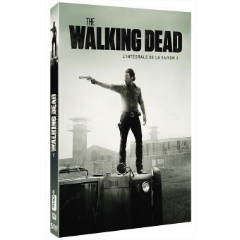 The Walking DeadThe Walking Dead Saison 3 DVD