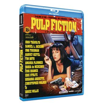 Pulp Fiction Blu-ray
