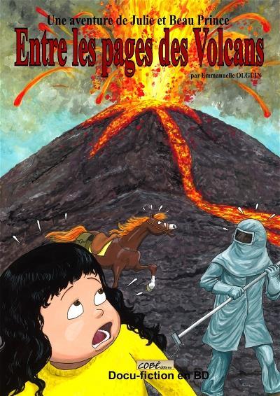 Entre les pages des volcans